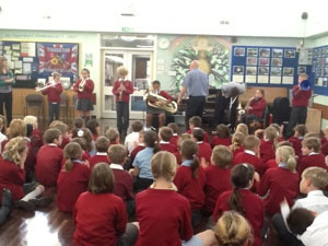 Music at Tibberton
