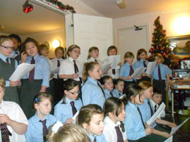 Tibberton Choir